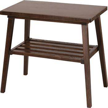 コーヒーテーブル W80×D44×H39cm 北欧 インテリア おすすめ 家具 東谷 AZUMAYA