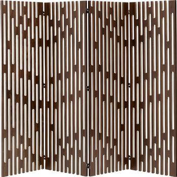 ヴェレ スクリーン4連 W40×4P×H160cm 北欧 インテリア おすすめ 家具 東谷 AZUMAYA