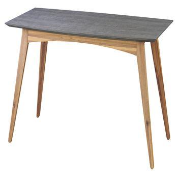 ニックス ダイニングテーブル W150×D75×H72.5cm 北欧 インテリア おすすめ 家具 東谷 AZUMAYA