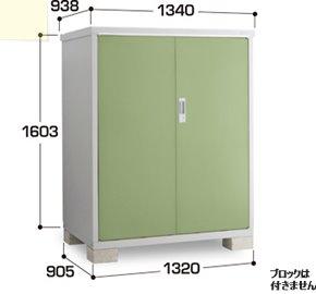 【組立て納品可】【首都圏限定】 BJX-139D アイビーストッカー イナバ物置 ドア型収納庫