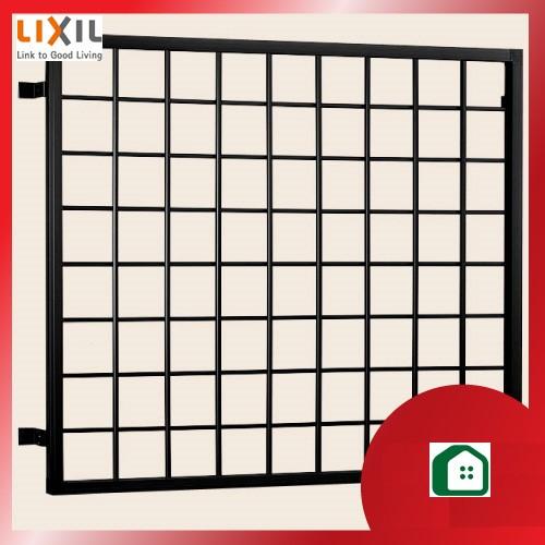 面格子 LIXIL リクシル TOSTEM トステム HACCAA_16505 機能美を感じさせるシンプルなデザイン。他の窓まわりシリーズとデザインコーディネートが可能です。 2枚以上で送料無料 面格子 LIXIL リクシル TOSTEM トステム 面格子シリーズ アルミ面格子 関東間 井桁 HACCAA_16505
