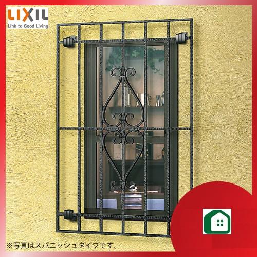 2枚以上で送料無料 LIXIL リクシル TOSTEM トステム HAGBAAXZ06011 鋳物 面格子 洋風住宅を意識した 鋳物独特の風合いと洗礼されたデザインの鋳物面格子 玄関まわりの窓や 通りに面した窓も お洒落に防犯性を確保できます