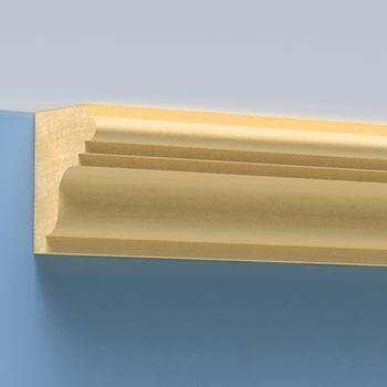 A185AY アユース材 みはし株式会社 サンメント 内装用 木製モールディング