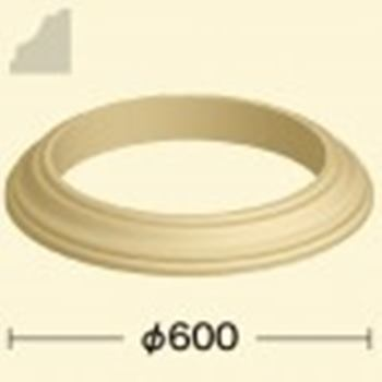R124B60AY みはし株式会社 サンメントアール 内装用 木製モールディング B型サンメン
