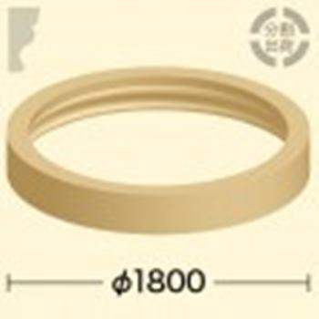R155C180AY みはし株式会社 サンメントアール 内装用 木製モールディング C型サンメン