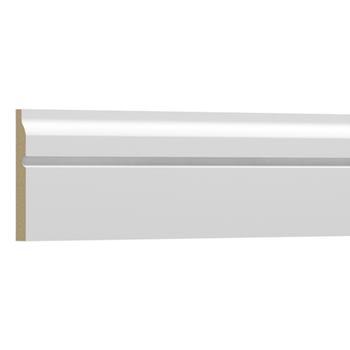 WRM230WH 10本セット みはし株式会社 MDF製ハイラップ 内装用 モールディング 販売:10本セ