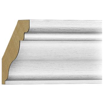 B型サンメン みはし株式会社 サンメントアール 内装用 木製モールディング R127B50AY