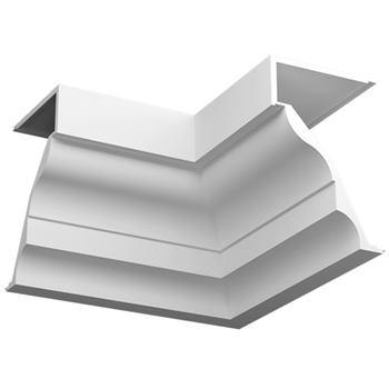 FA112U1 みはし株式会社 エレガンス FRP製 内装用 FA112用の入隅材