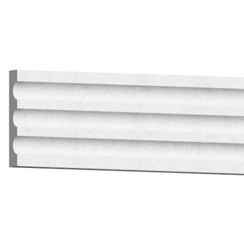 シリーズ/ モールディング ハード仕上げ/ 発泡スチロール A みはし株式会社 内外装用 サンライトモール SLA106H