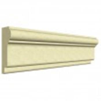 人工成型石 内装用 みはし株式会社 モールディング MJ1065D グレー サンメントス