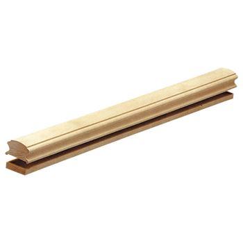 【在庫処分】 みはし株式会社 PEHC3 サンピューラ 内装用 木製輸入ピューラ/手すり:住まコレ 店-木材・建築資材・設備