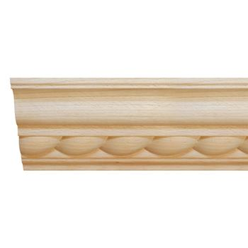 EMC301BN みはし株式会社 サンエバモール 内装用 木製モールディング 用途:廻り縁材