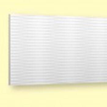 WMC102130 MDF製 みはし株式会社 MDF製ウェーブモール 内装用 MDF製壁面装飾材 〈C1