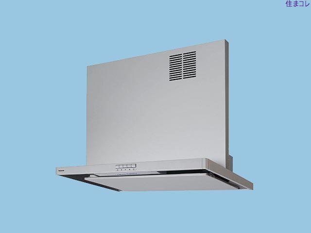 【3個セット】FY-MSH756D-S パナソニック スマートスクエアフード用同時給排ユニット パナソニック 換気関連商品 送料無料