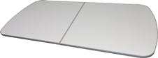 タカラスタンダード 組み合わせ式風呂フタ(2枚組)MDH-20WT 10193723