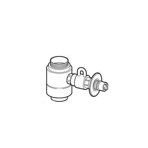 [CB-SXG7] パナソニック 分岐水栓 INAX水栓金具用の一部機種に対応します。 【送料無料】