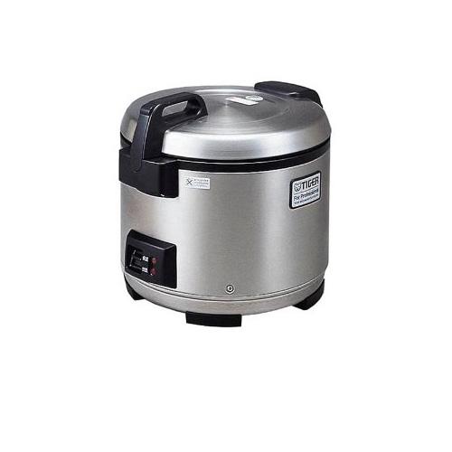 【今ならポイント5倍】[JNO-A270-XS] タイガー 業務用厨房機器 業務用炊飯ジャー 炊きたて そのまま保温 1升5合炊き 100V 炊飯シートつき ステンレス 【送料無料】