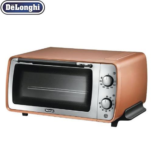 【今ならポイント5倍】[EOI407J-CP] デロンギ トースター ディスティンタコレクション オーブン&トースター 便利な3つの調理機能 ヨーロッパ基準の安全性 コッパー 【送料無料】