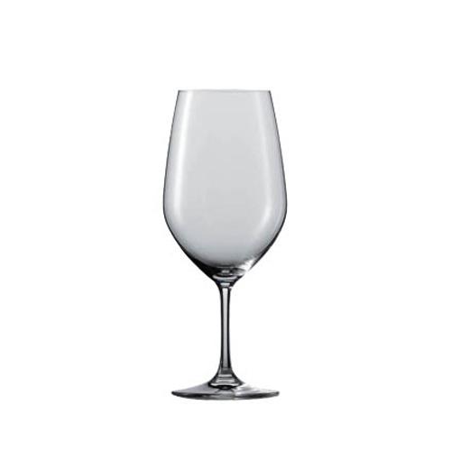 [1473] ヴィーニャ ワイン ワイングラス ボルドー  ヴィーニャ 口径70X最大径93X高さ225 6脚 626cc 【送料無料】【メーカー直送のため代引不可】