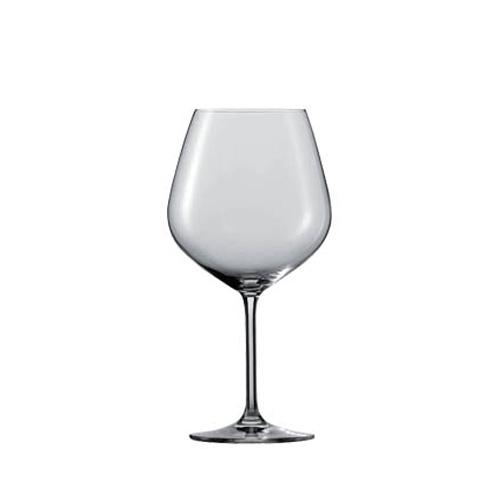 [1475] ヴィーニャ ワイン ワイングラス ブルゴーニュ  ヴィーニャ 口径75X最大径111X高さ221 6脚 732cc 【送料無料】【メーカー直送のため代引不可】