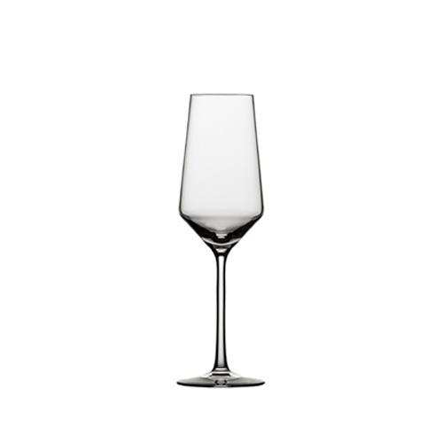 [30018] ツヴィーゼル ワイン ワイングラス ピュア シャンパン EP  口径52×最大径72×高さ234 6脚 297cc 【送料無料】【メーカー直送のため代引不可】
