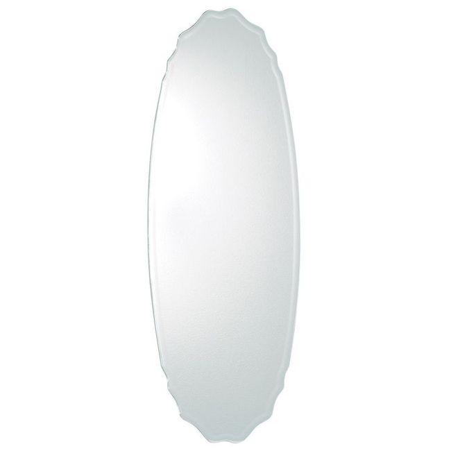 ノンフレームミラー SUCシリーズ ウォールミラーSUC-016【 鏡 ミラー 壁掛け 飛散防止】