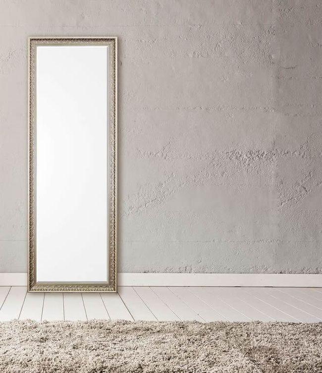 立掛けミラーオスカーCGO【 鏡 ミラー 飛散防止 】 スタンドミラー 鏡 ミラー