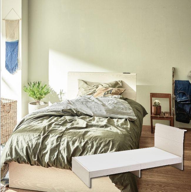 木製ベッド【シングルベッド】 シングルベッド ベッド シングルサイズ