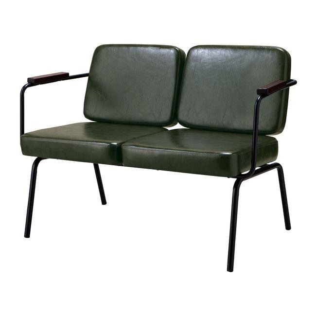 チェア(2P)【椅子 ソファ】
