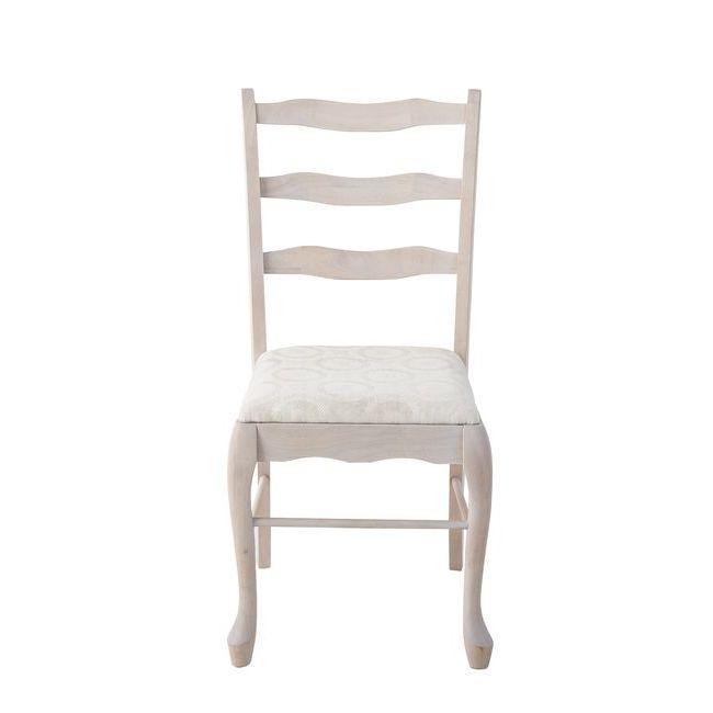 チェア(ホワイトウォッシュ)【ホワイト】 チェア ウォッシュホワイト 椅子 ホワイト チェアー 白 白色 ホワイトウォッシュ