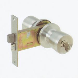 玄関 AGENT 握り玉錠  バックセット95mm 玄関向け R-7 R7
