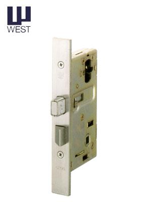 WEST 錠ケース C55 5200 ロックケース 交換 取替えバックセット50mm ウエスト C-55