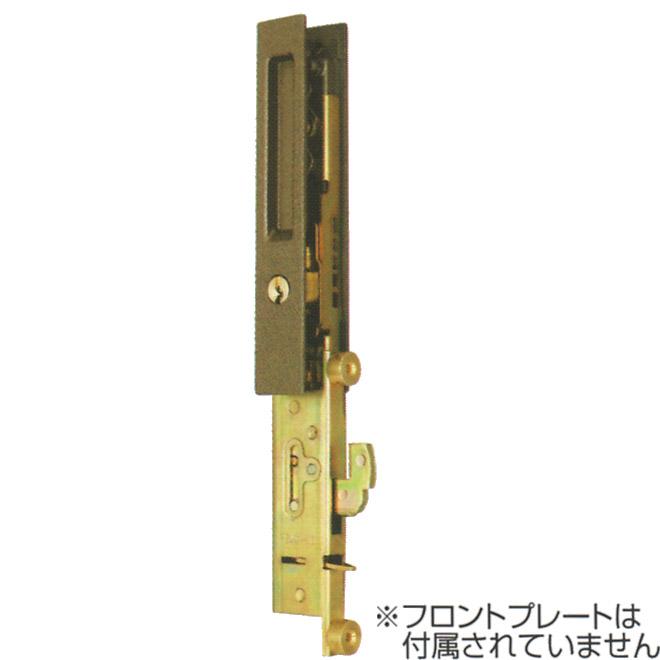WEST製 三協アルミ KH-64用 メンテナンス部品 ケースのみ KH-151鍵穴や化粧座は付属しません 引戸 引違戸