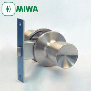 HMD-0型 MIWA(美和ロック) 本締付モノロック錠  室外:空ノブ /室内:空ノブ HMシリーズ 鍵無し