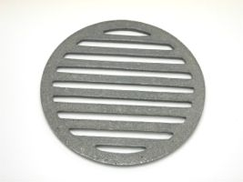 超特価SALE開催 新入荷 流行 鋳物目皿 丸ロストル195mm