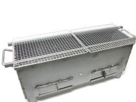 業務用頑丈炭焼き用「鉄コンロ」550×175, エルグスト:72b6239b --- sunward.msk.ru