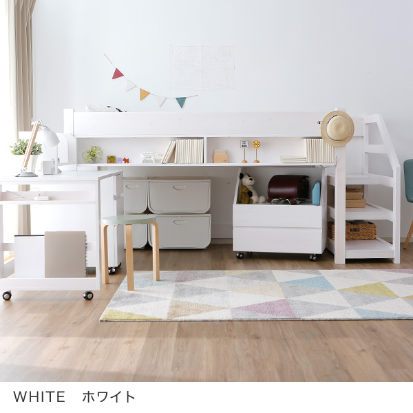 It Is The Drainboard Bed System Bed System Bed Set Single Bed Kids Bed System Desk Middle Middle Bed Desk Child Nursery Kid With The Rack With The