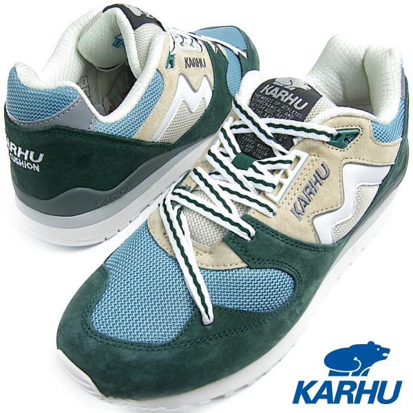KARHU カルフ Synchron Classic (シンクロンクラシック) JUNE BUG /WHITE (ジューンバグ/ホワイト) MEN メンズ スニーカー