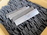 竹炭20cm、幅3cmカット10kg