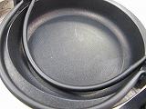 天然炭すき焼き鍋 竹炭5枚付き