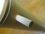 竹製七味入れ、うどんそば屋さん、10本セット販売浄水竹炭5cm 20枚付き  シンプルで懐かしい形で、昔どこかで使ったなあという思いがこみ上げてきます。もう一度手元に置いて使えば昔が思い出される品です。