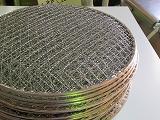 網、焼き肉使い捨て網、28cm、台形、200枚,焼肉網は使い捨ての時代です