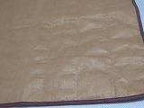 竹炭マットレス シングル 180x90cm チップ小分け加工