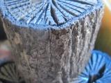 クヌギ6cm 10kg3段詰め×4ーー40kg 菊花炭特選、国産最上級品、茶炭、茶道、インテリア、室内装飾