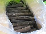 宮崎備長炭、丸 12kg×6--72kg長さ24cm前後、直3Cm前後、国産希少備長炭、いろり、火鉢、コンロ