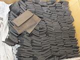 竹炭10cmサイズ5kg 1箱、国産美品、業務用、土産物等にも