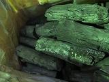 ラオス備長炭、太丸 15kg×4箱ー60kg 1送料