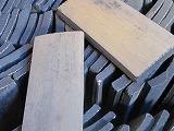 国産上級竹炭カット 10cm×3cm 5kg 四国産揃い
