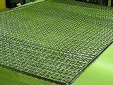 ステンレス角網 長方形400mm×600mm2枚 竹炭5枚付
