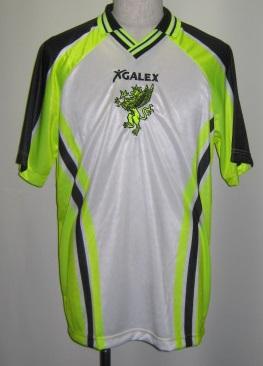 ガレックス  10162 1998-99 ペルージャ サード レプリカ ゲームシャツ 半袖